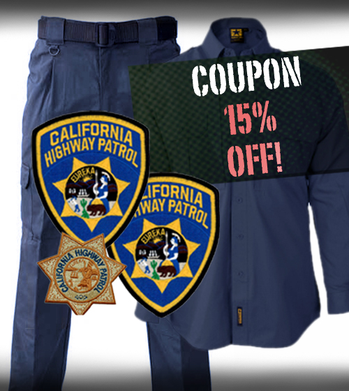 CHP Tactical Package -  use Coupon CHPTACTICAL at checkout for 15% OFF!-Propper