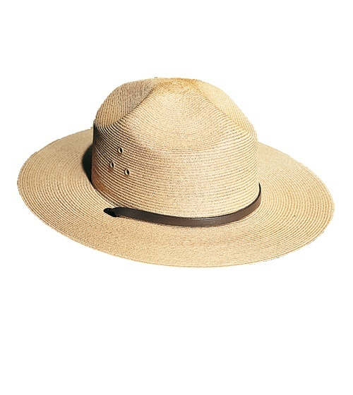 National Park Service Straw Hat, Tan
