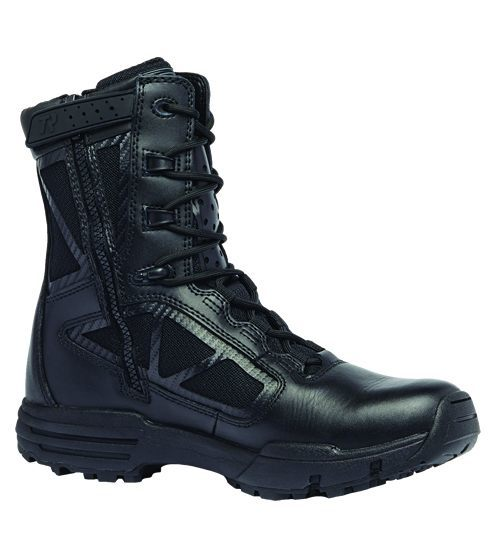 "TR CHROME 8"" Hot Weather Side-Zip Boot -Other Brands"
