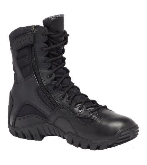 KHYBER Hot Weather Lightweight Side-Zip Tactical Boot-Other Brands