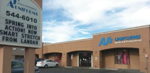 AJ's Central location