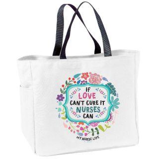 Nurses Can Tote Bag-