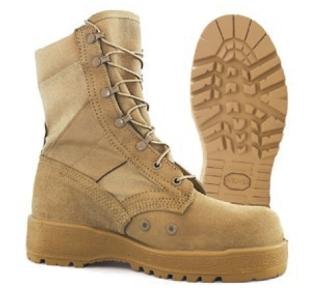 Mil Spec Hot Weather Combat Boot-Altama