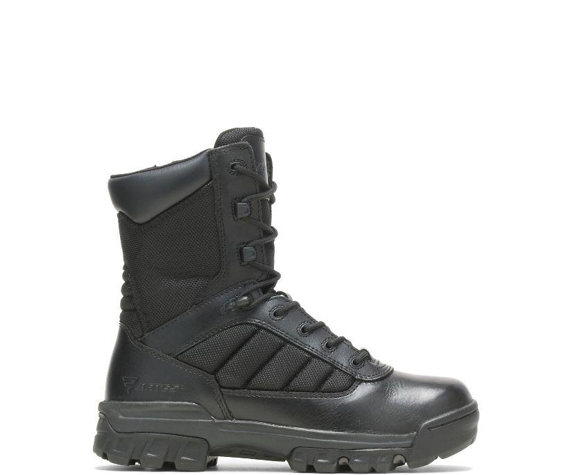 "Women's 8"" Tactical Sport Side Zip Boot-Bates Footwear"