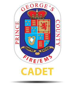 Prince Georges County Fire Cadet