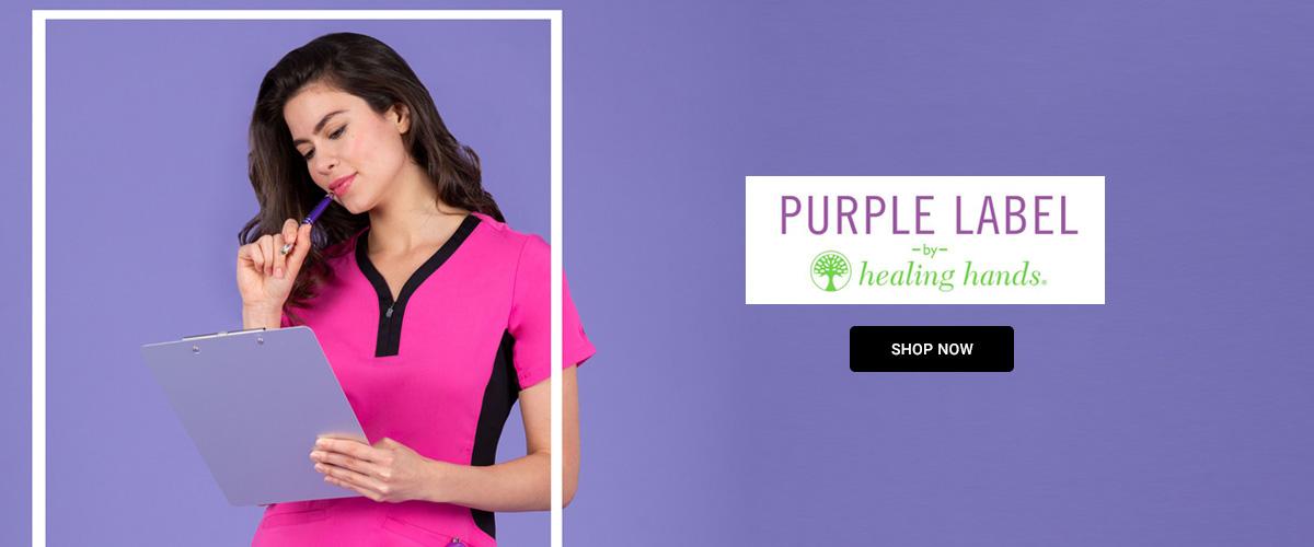 healing hands purplelabel