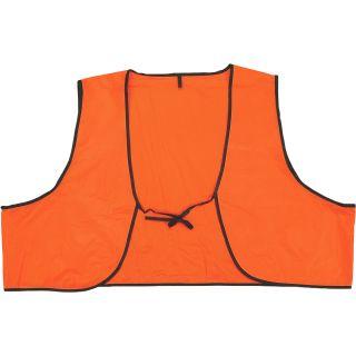 Blaze Plastic Safety Vest-2W International