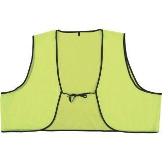 Blaze Plastic Safety Vest-