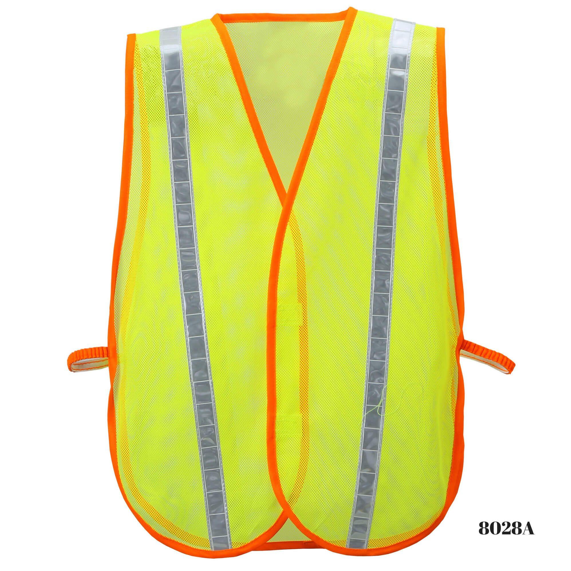 Economy Mesh Safety Vest-