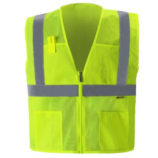 High Viz Economy Vest-