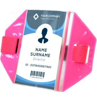 Armband ID Badge Holder-2W International
