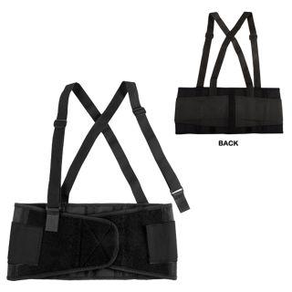 Black Back Support Belt-2W International