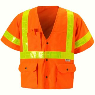 Premium Oralite® High Viz Vest-