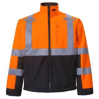 High Viz Softshell Jacket-