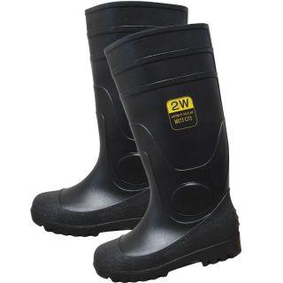 Steel Toe Knee Boots-2W International
