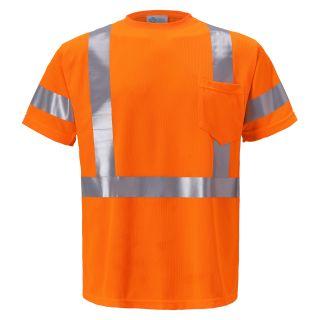 High Viz Short Sleeve Birdseye T-Shirt-2W International