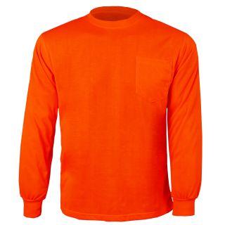 Long Sleeve High Viz Jersey T-Shirt-