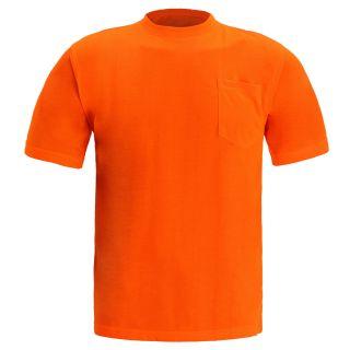 Short Sleeve High Viz Jersey T-Shirt-2W International