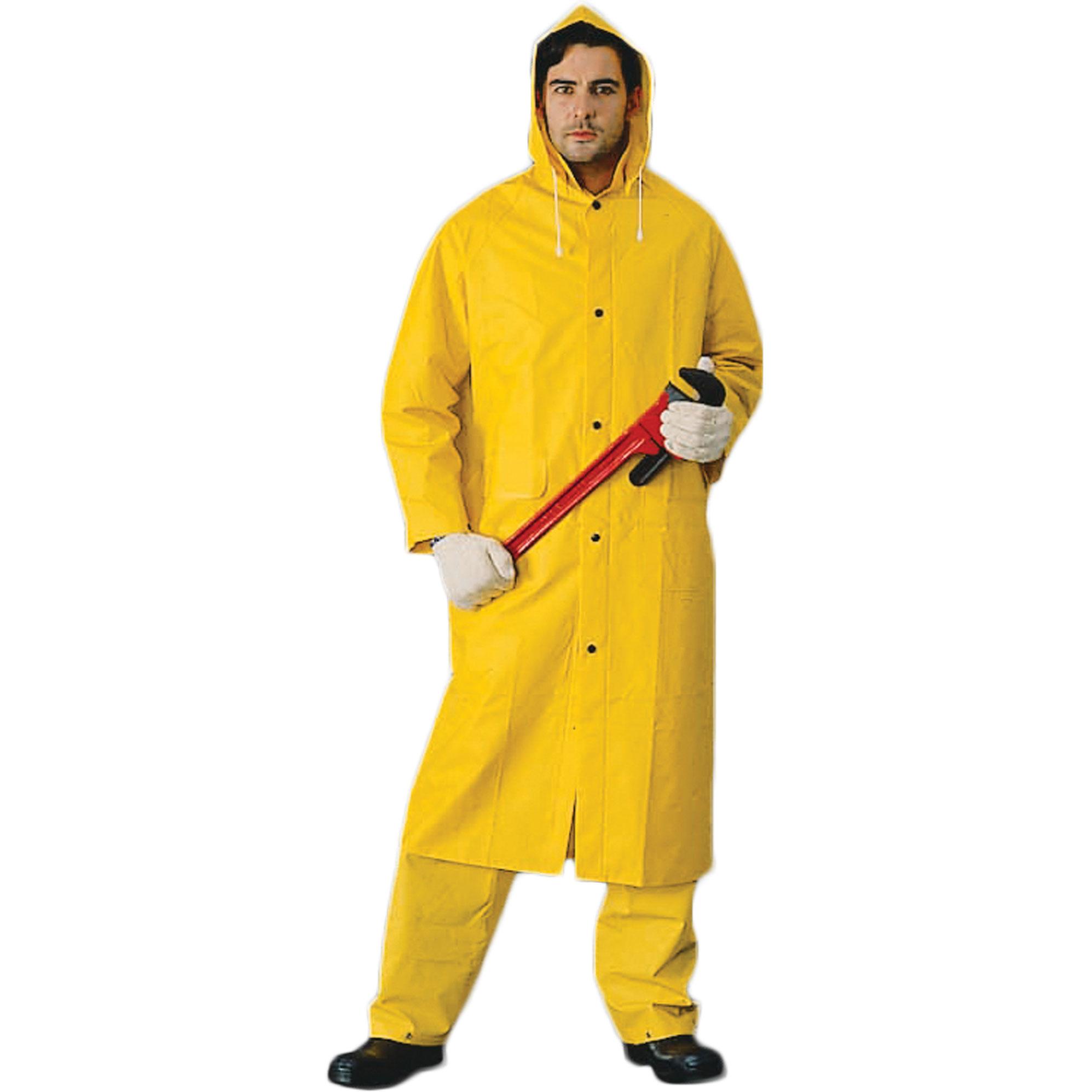 Heavy Weight Rain Coat-
