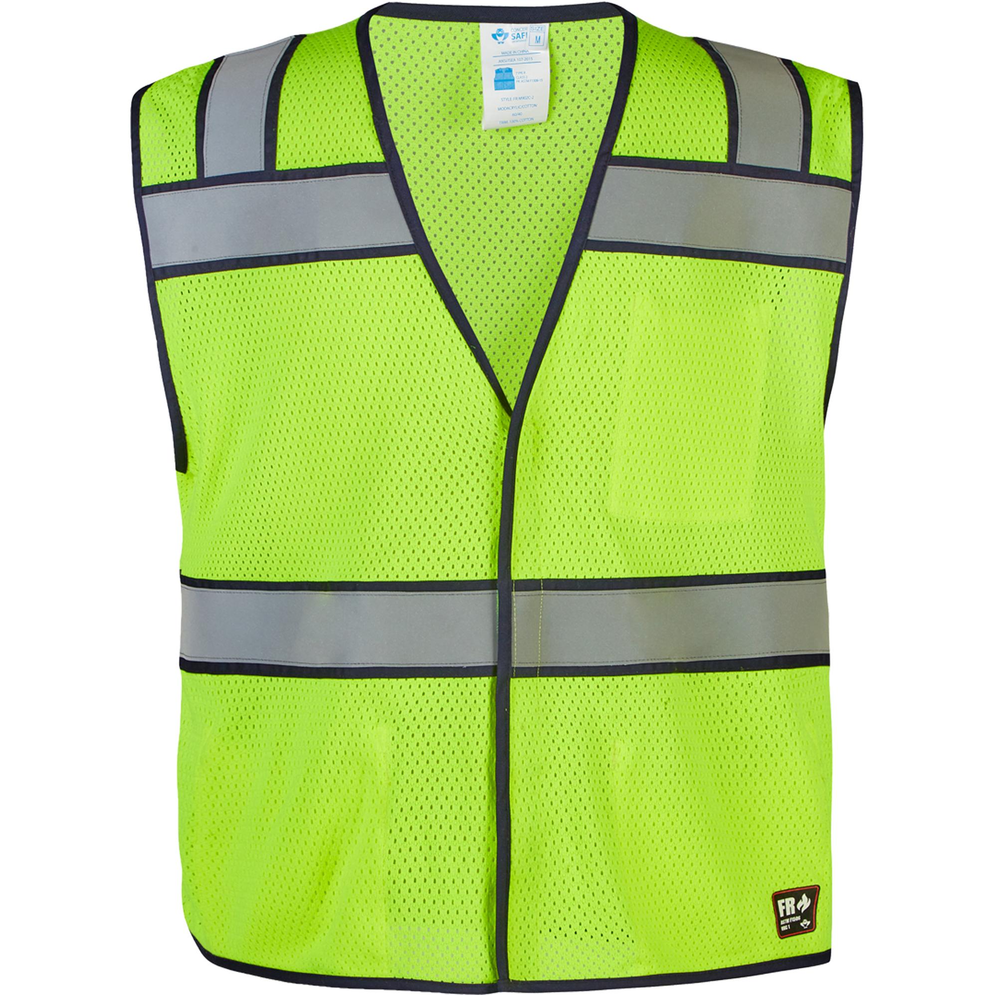 Fire Resistant Safety Vest-2W International