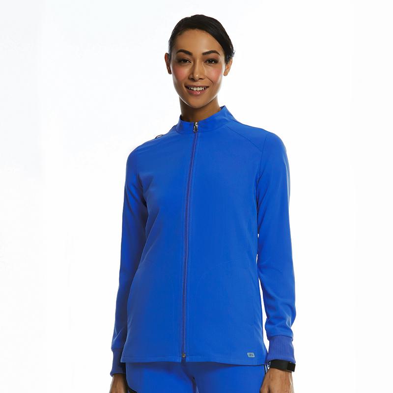 Side Pocket Warm-Up Jacket-IRG Elite