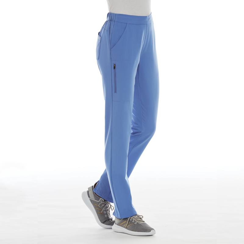 Half Knit Waistband Tapered Leg Pant-IRG Elite