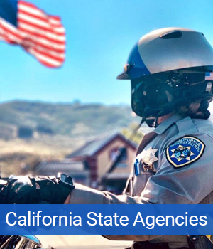 california state agencies