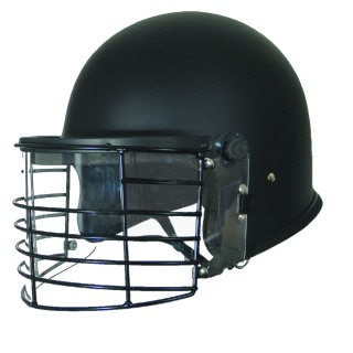 AE CT 100 RIOT HELMET with GRID