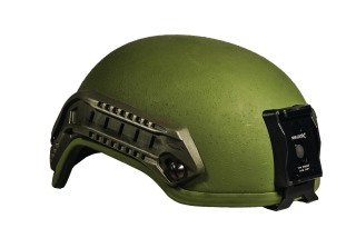 MPA GUNFIGHTER CUTBALLISTIC HELMET NIJIIIA-Armor Express