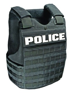 HRDM CARRIER - w/ Molle Web-Armor Express