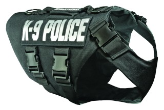 K-9 POLICE DOG CARRIER