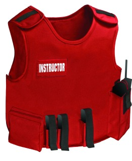 INSTRUCTOR VEST SLICK-Armor Express