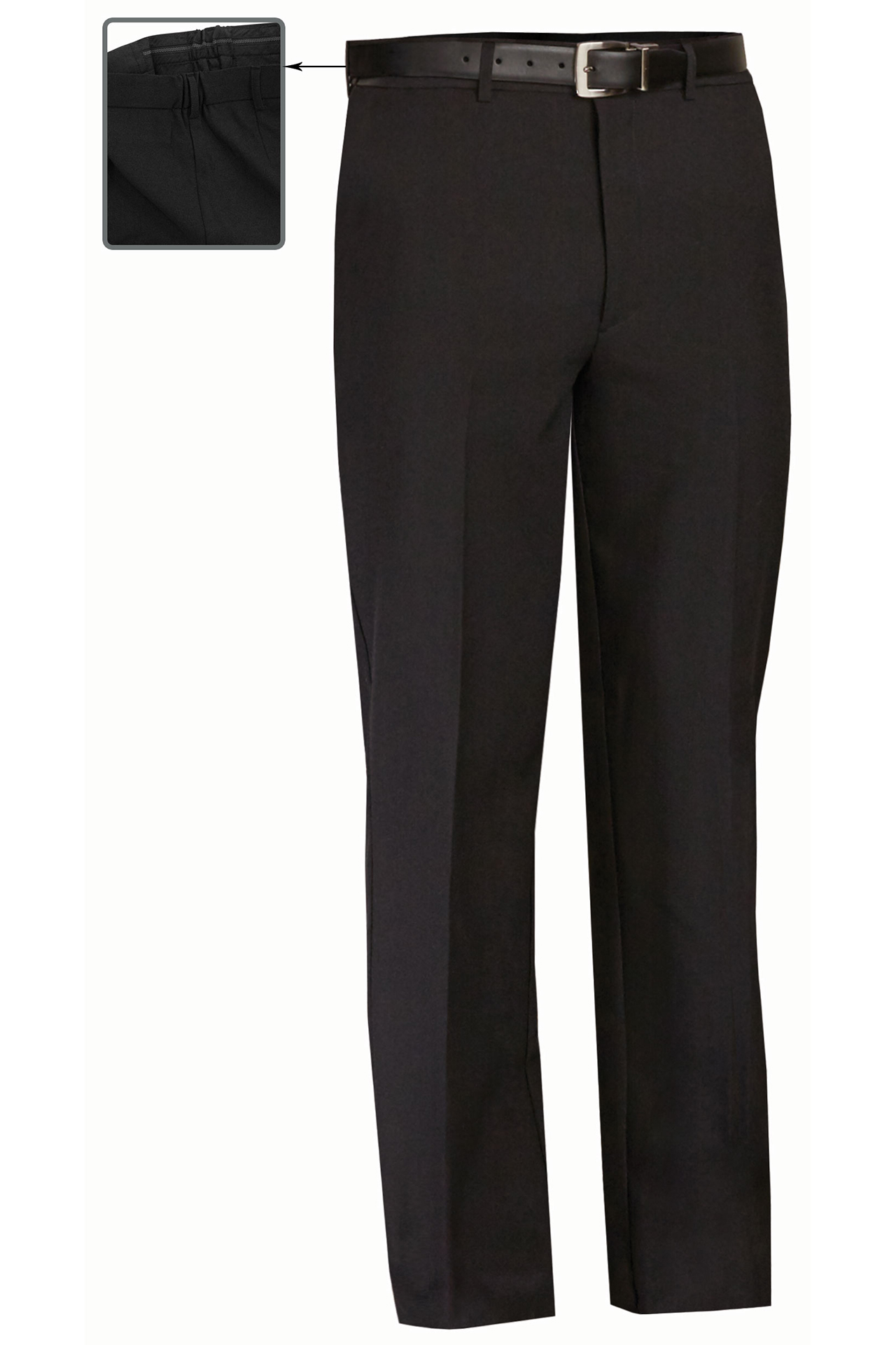 Mens Hospitality Pants, No Pockets-A Plus
