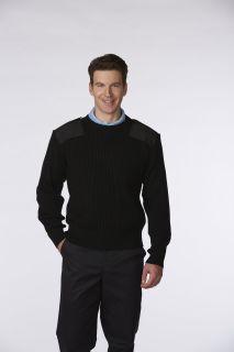 Unisex Crewneck Commando Sweater