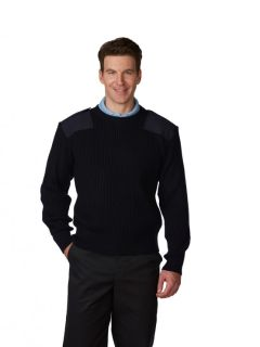 Unisex Crewneck Commando Sweater-A Plus