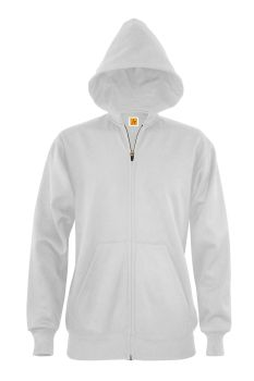 Unisex Full-Zip Performance Fleece Hoodie-
