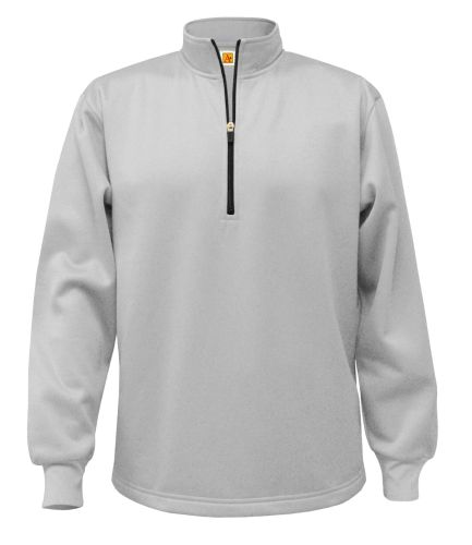Unisex Quarter-Zip Performance Fleece Pullover-A Plus