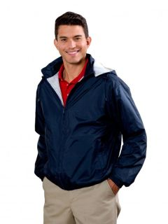 Unisex Medium-Weight Nylon Jacket-