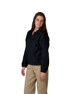 Unisex Quarter-Zip Fabri-Tech Fleece Jacket