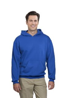 Unisex Pullover Hooded Fleece Sweatshirt