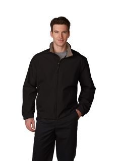 Unisex Lightweight Nylon Jacket-A Plus
