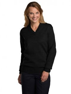 Unisex V-Neck Pullover Sweater