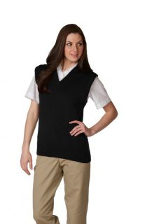 Unisex V-Neck Pullover Sweater Vest-A Plus