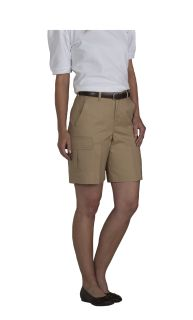 Womens Cargo Shorts-A Plus