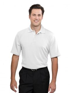 Mens Moisture-Management Polo Shirt-A Plus