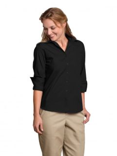 Womens Three-Quarter Sleeve