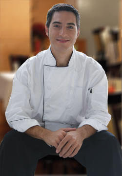 Bruno Executive Chef Coat