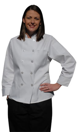 Bettina Women's Chef Coat