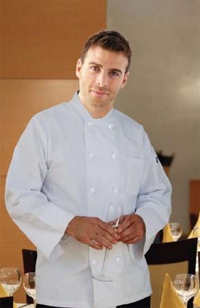 The 8 Button Chef Coat