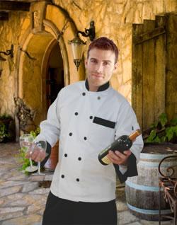 Phillipe Classic Chef Coat